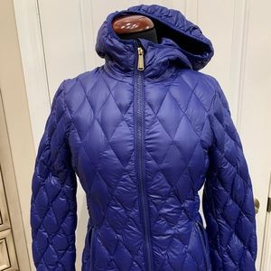 Michael Kors Packable down quilted jacket XS